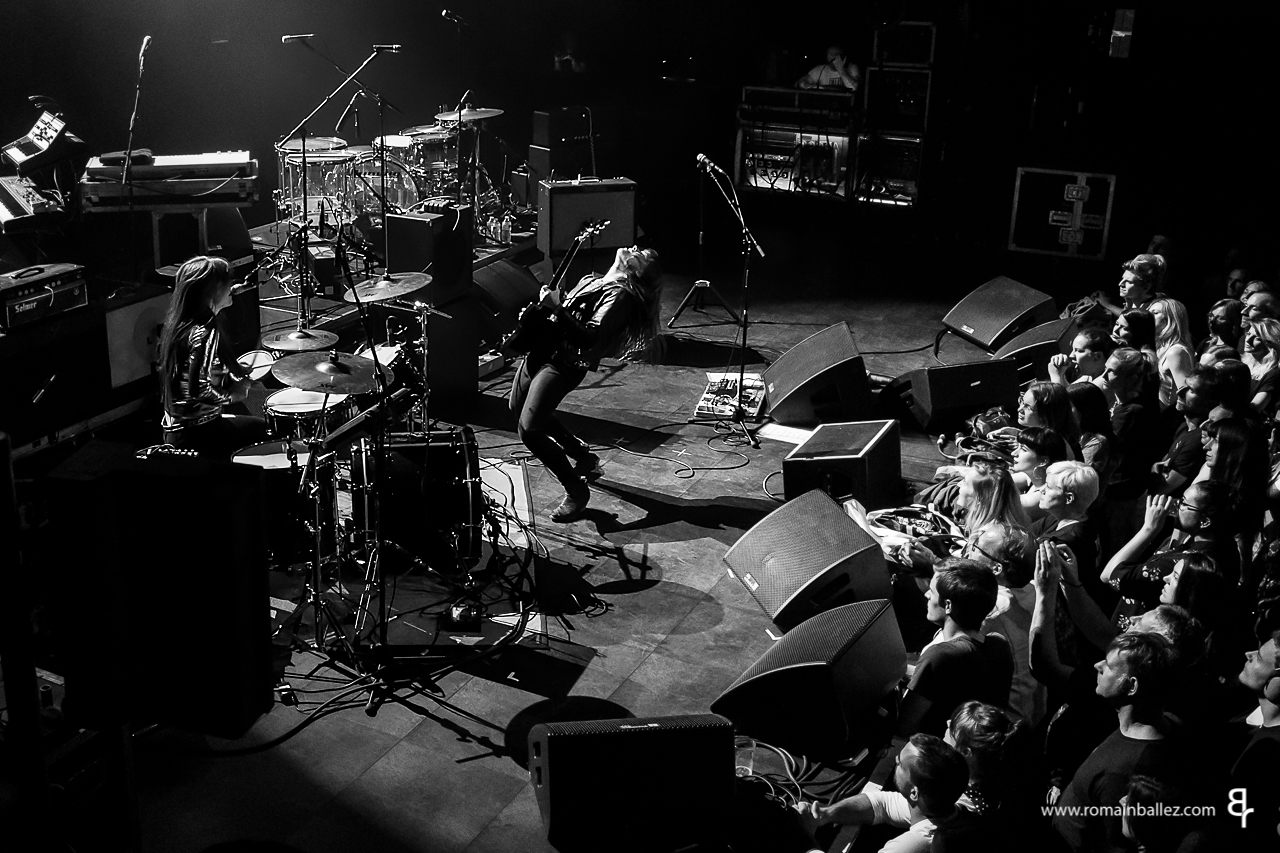 The Pearl Harts - Ancienne Belgique