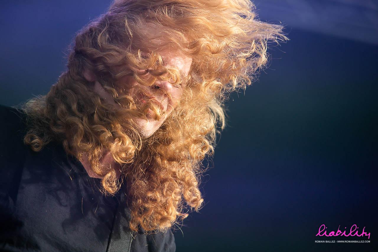 Megadeth - Hellfest 2018