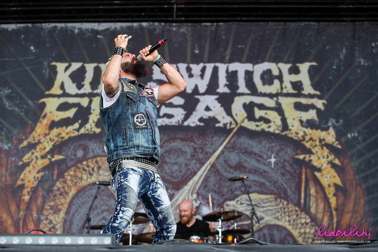 Killswitch Engage - Hellfest 2018