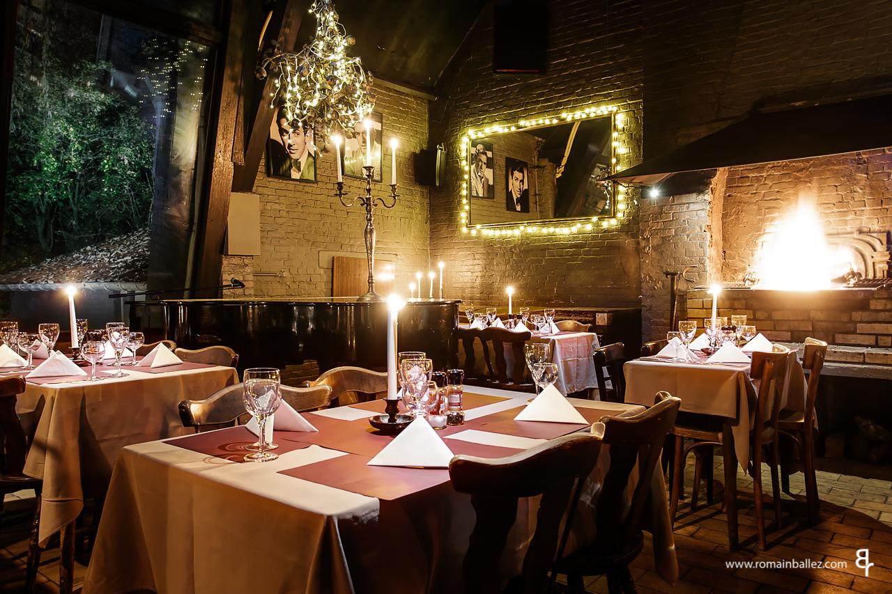 Restaurant - Le Fou Chantant