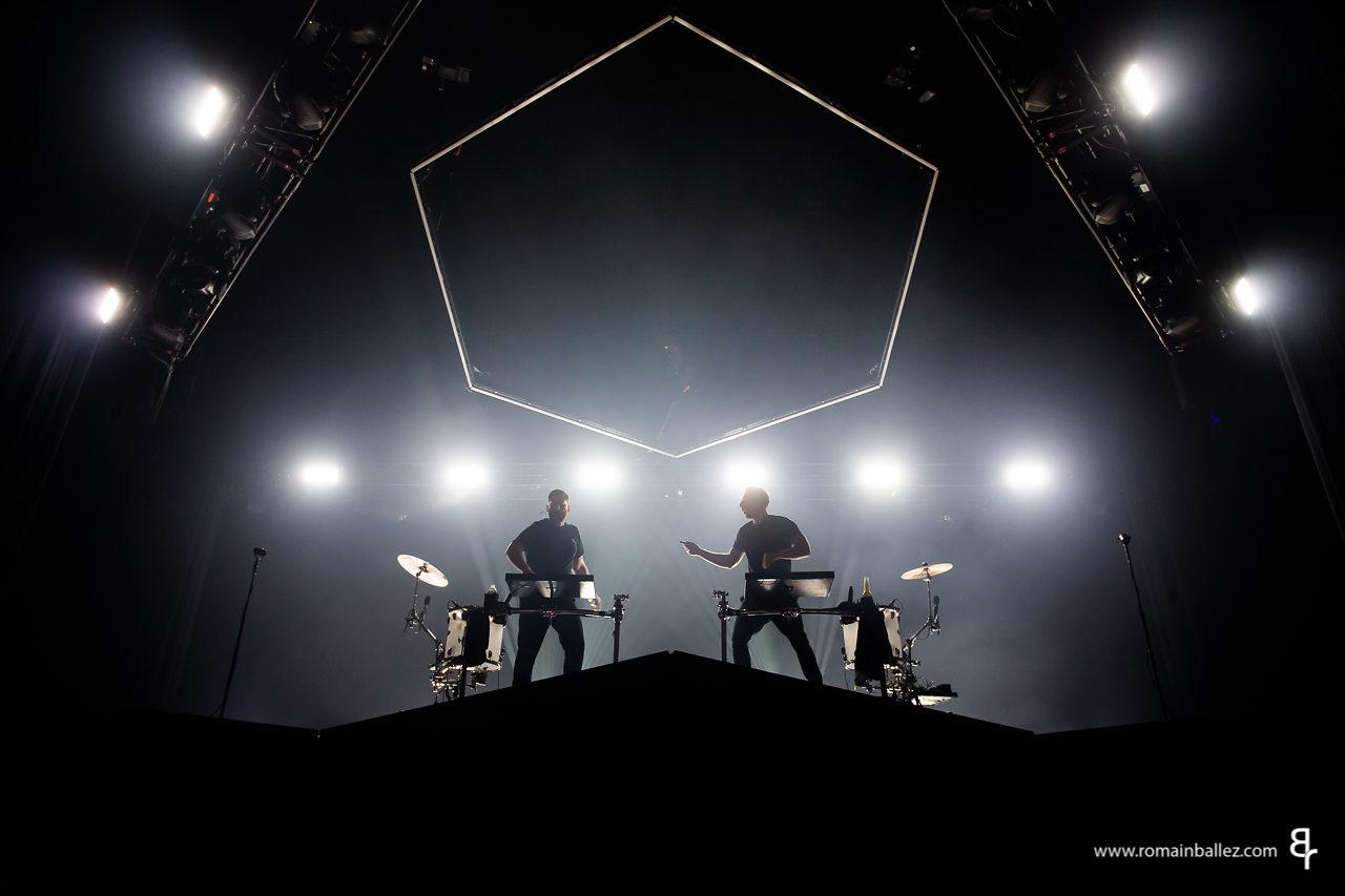 Odesza - Concert à l'Ancienne Belgique - AB Salle - 26-01-2019